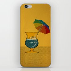 Summertime! iPhone & iPod Skin