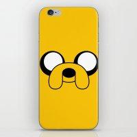Jake the Dog iPhone & iPod Skin