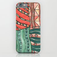 Patterned Piece #1 iPhone 6 Slim Case