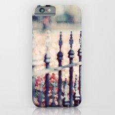 Autumn Fence Slim Case iPhone 6s