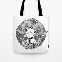 Not a unicorn Tote Bag