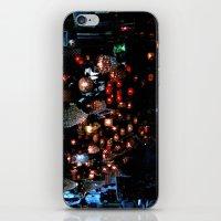 Lanterns in the Souk, Istanbul iPhone & iPod Skin