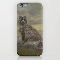 iPhone & iPod Case featuring The Mouser by TaLins