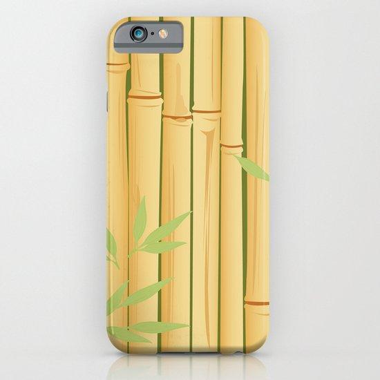 Bamboo iPhone & iPod Case