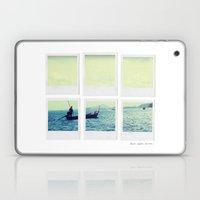 Polaroid Collage 'Longtail Boat' Laptop & iPad Skin