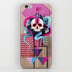 BeautifulDecay II iPhone & iPod Skin