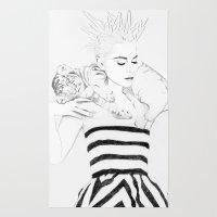 Girl Crush #1 - Erika Bearman Rug