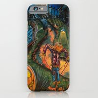 At the stroke of Halloween iPhone 6 Slim Case