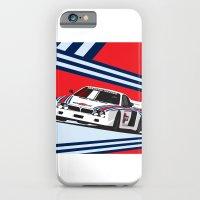 Lancia Beta Montecarlo iPhone 6 Slim Case