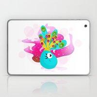 Fortune Feather Teller Laptop & iPad Skin