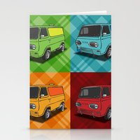 Vantastic Stationery Cards