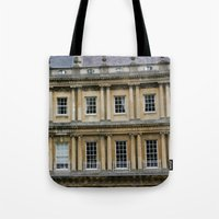 The Crescent, Bath Tote Bag