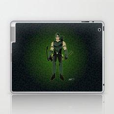Green Arrow Laptop & iPad Skin