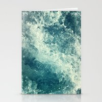 friends Stationery Cards featuring Water I by Dr. Lukas Brezak