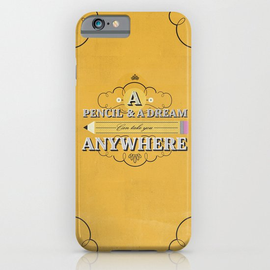The Dream iPhone & iPod Case