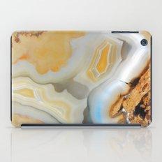 Autumnal Agate iPad Case