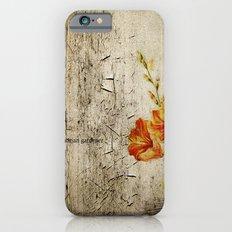 Bulb iPhone 6 Slim Case