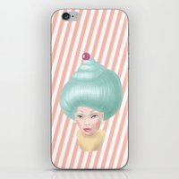 Miss Cupcake iPhone & iPod Skin