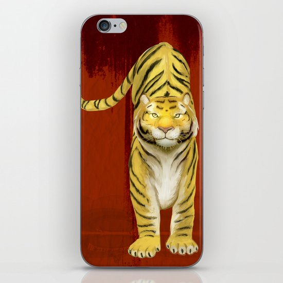 Sandokan iPhone & iPod Skin
