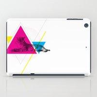 HYPSTER TYGER iPad Case