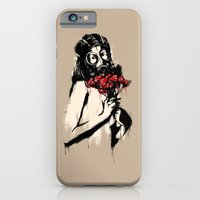 iPhone & iPod Case featuring The last flower by carbine