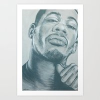didier morville Art Print