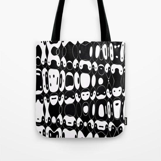 Yin Yang mix (b) Tote Bag