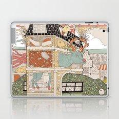 City of animamaly Laptop & iPad Skin