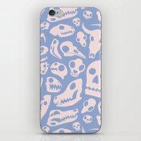 Soft Skulls iPhone & iPod Skin