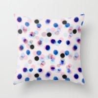 Rose - Pattern Throw Pillow