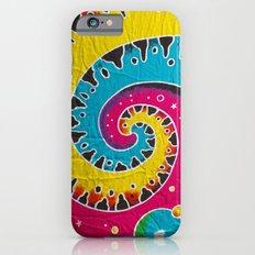 Jamaican Fabric iPhone 6 Slim Case