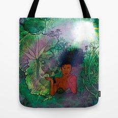 Bayou Mermaid Tote Bag