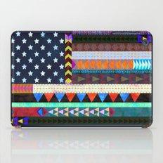 Boho America iPad Case