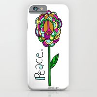 Peace Flower iPhone 6 Slim Case