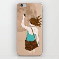 Instagramer iPhone & iPod Skin
