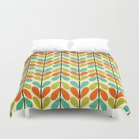 Amilly's Garden Duvet Cover