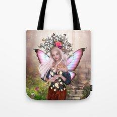 Faerie Magic Tote Bag