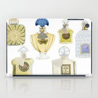 Guerlain Fragrances iPad Case