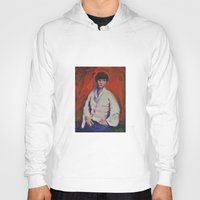 Hoody featuring Second Impression by Hunt Gallery