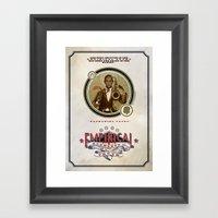 Empirical 'Elements Of T… Framed Art Print