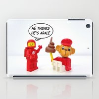 space lego meeting the