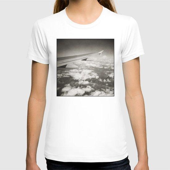 { flying high } T-shirt
