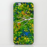 Bird Out The Bush iPhone & iPod Skin