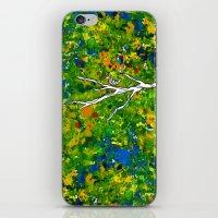 Bird Out The Bush iPhone & iPod Skin
