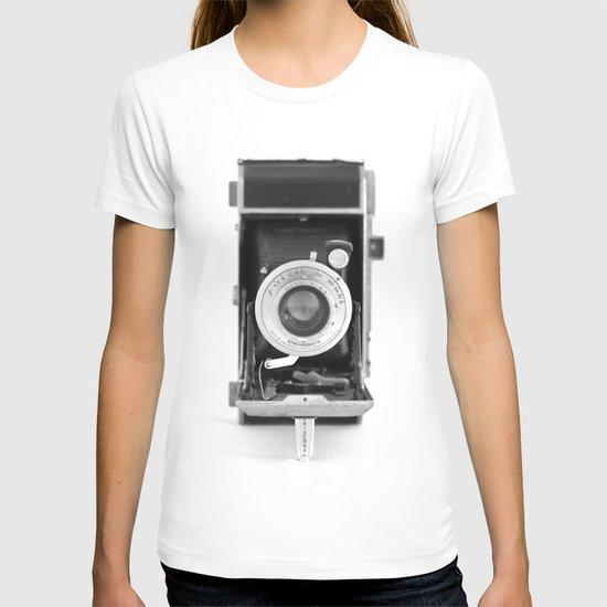Vintage Camera No. 1 T-shirt