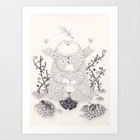 Falcor Art Print