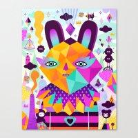 Octogo Canvas Print