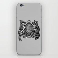 Regular Crest iPhone & iPod Skin