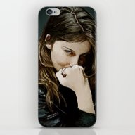 iPhone & iPod Skin featuring If Looks Could Kill by MUSENYO