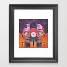 PHASER74 (everyday 03.17.16) Framed Art Print